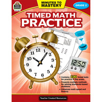 Minutes To Mastery Timed Math Gr 2 Practice