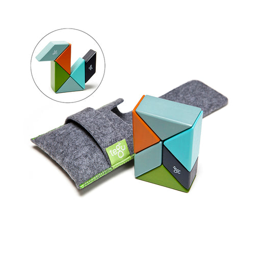 6 Piece Nelson Pocket Pouch Prism