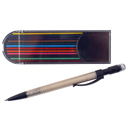 Mechanical Pencil W/12 Color Refills - Supplies by Teachers