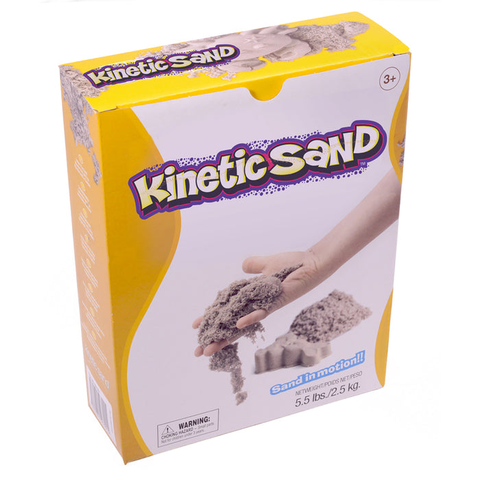 Kinetic Sand 2.5 Kg - Supplies by Teachers