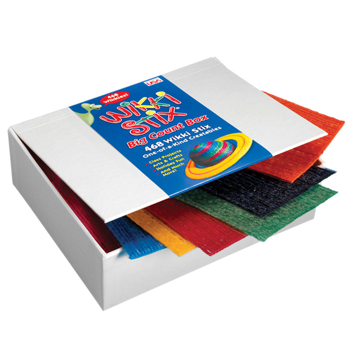 Wikki Stix Big Count Box - Supplies by Teachers
