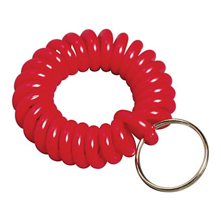 Wrist Coil Key Chain - Teacher Must Have! - Supplies by Teachers