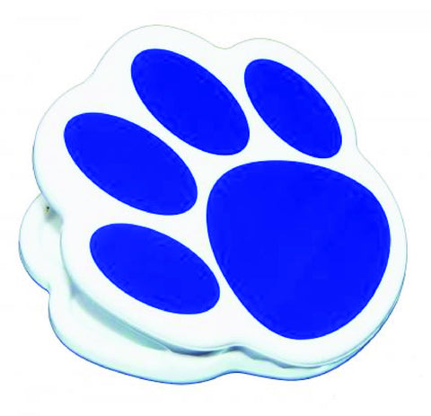 Magnetic Paw Print Clip