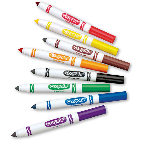Crayola Markers 8 count - Supplies by Teachers