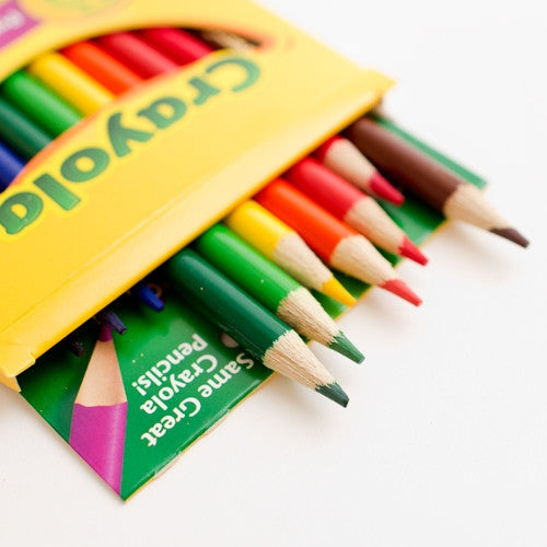 Crayola Colored Pencils 24 count - Supplies by Teachers