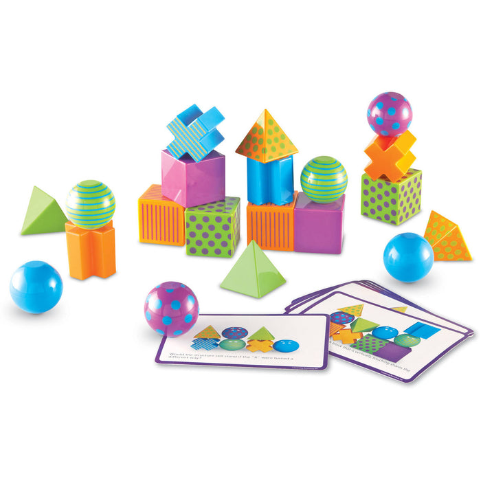 MENTAL BLOX CRITICAL THINKING SET - Supplies by Teachers