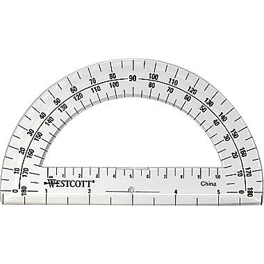 Protractor - Supplies by Teachers