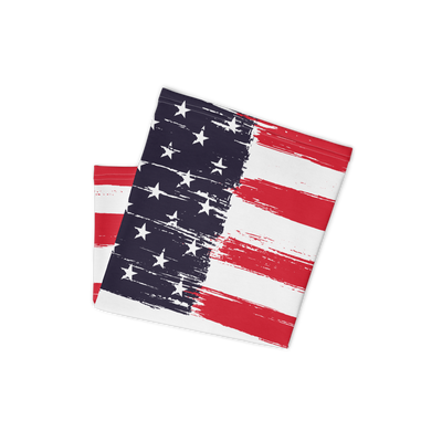 American Flag  Protective Face Shield