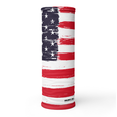American Flag Protection Face Mask