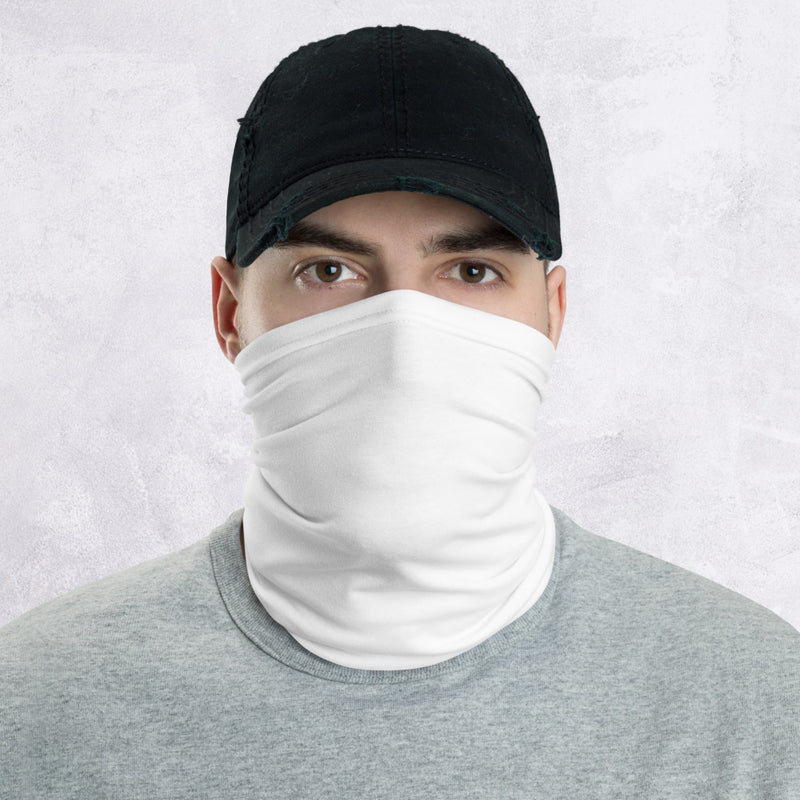 White Neck Gaiter