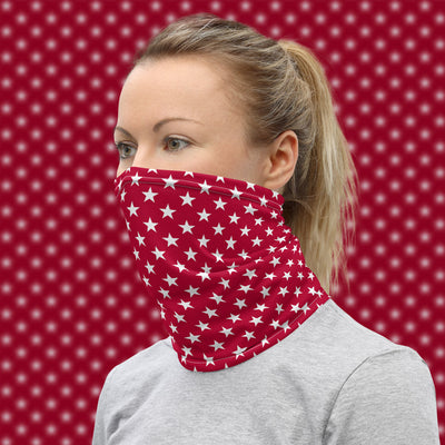 Breathable Stars Face Cover