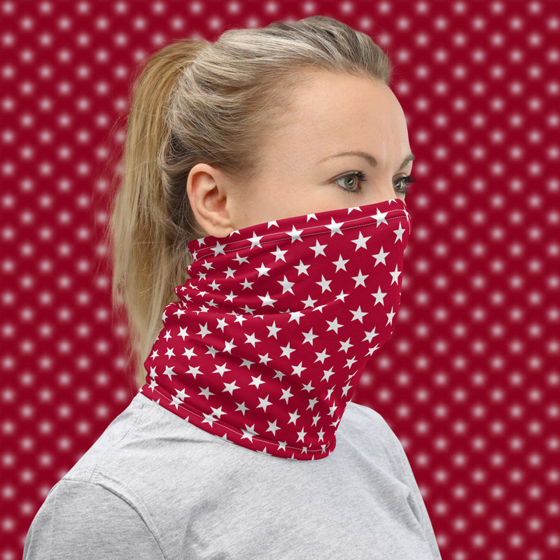 Star Breathable Neck Gaiter