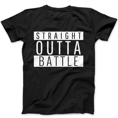 Straight Outta Battle T-Shirt