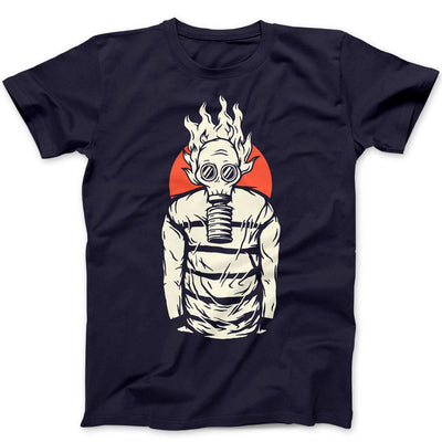 Gas Mask COVID-19 T-Shirt