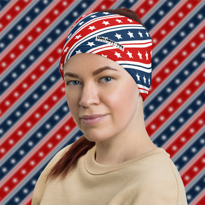 Patriot Neck Gaiter Headband