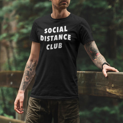 Social Distance Club Tee-Shirt