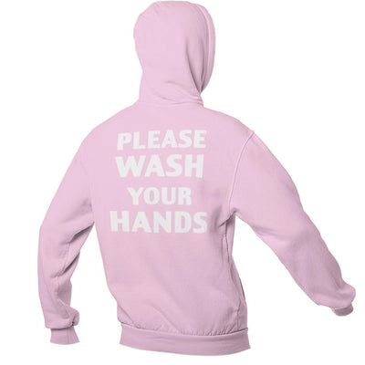 Coronavirus Hoodie<br> Please Wash Your Hands