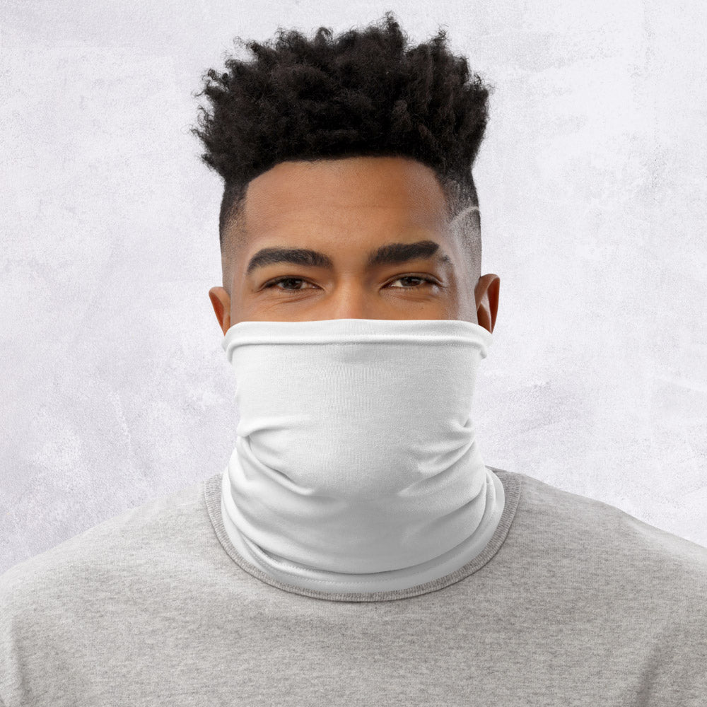 White Protective Face Mask