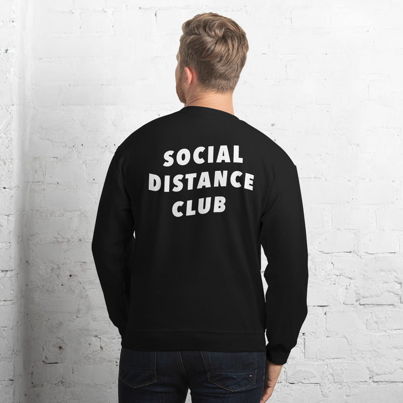 Social Distance Club Sweatshirt