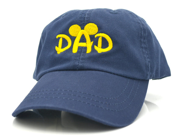 Dad Mickey Mouse Ears Hat