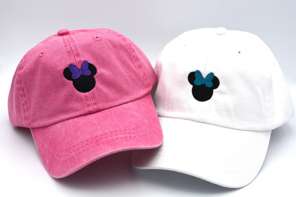 Medium Minnie Mouse Head Hat
