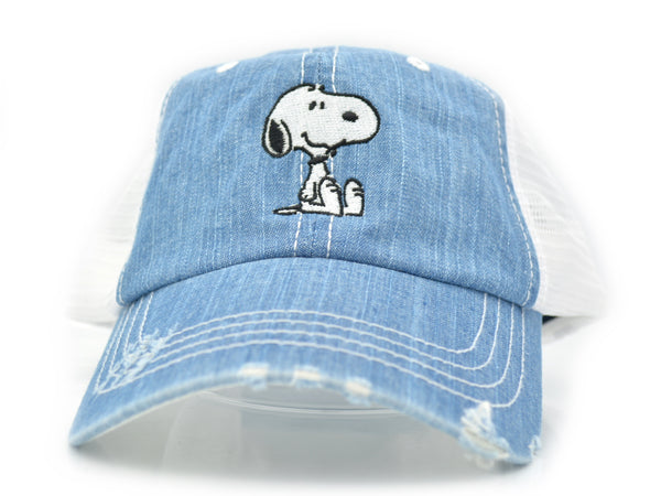 Peanuts Snoopy Trucker Hat