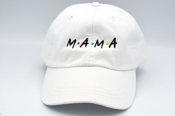 Mama / Daddy Friends Theme Hat (Sold Separately)