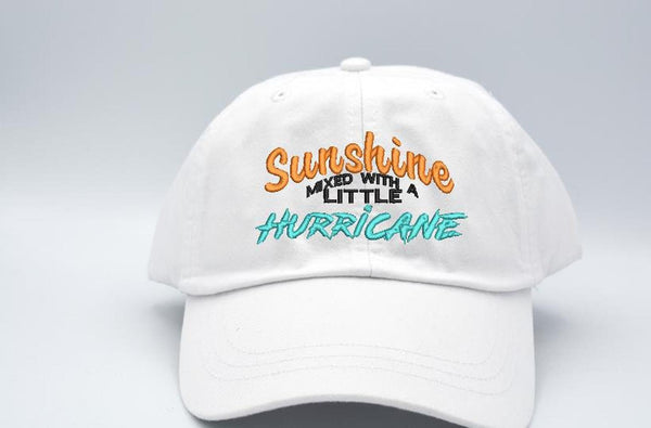 Sunshine Mixed with a Little Hurricane Hat