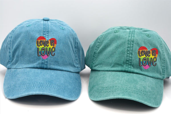 Love is Love Hat