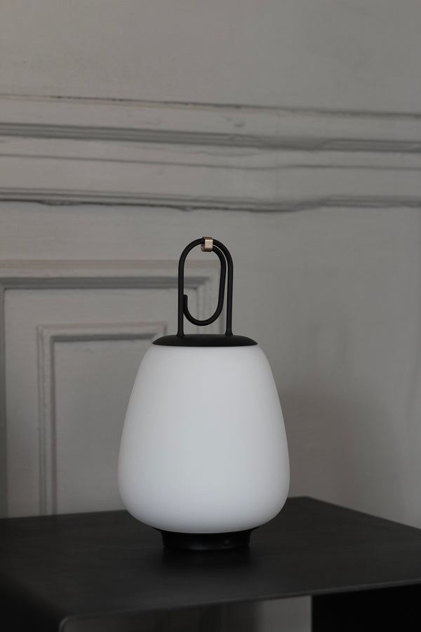 Transportabel bordlampe