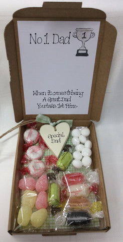 Special Dad sweetie box