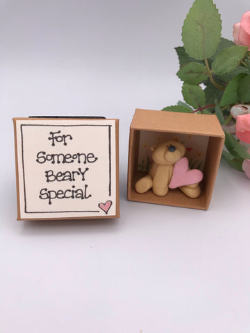 Mother's Day special - Teddy in a box