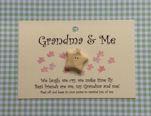 Little wish cards GRANDMA