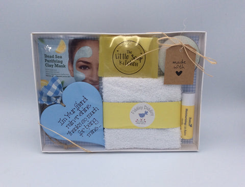 pamper/spa gift set, birthday, christmas