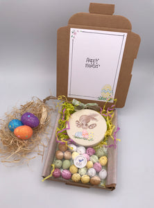 Bunny (Jumping eggs) sweetie box