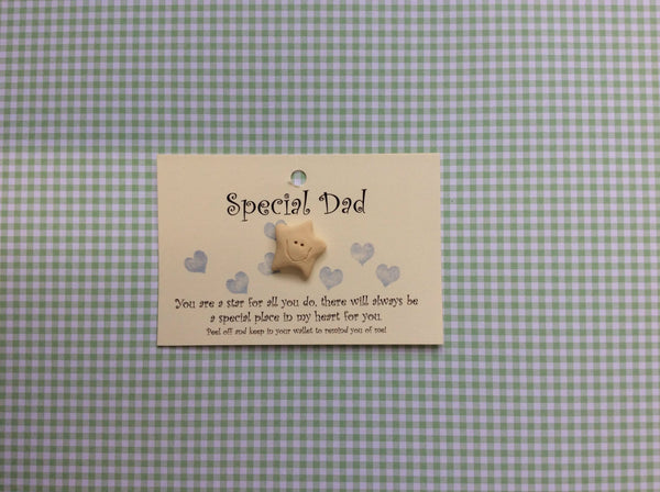 SET OF FOUR LITTLE WISH CARDS MIX AND MATCH