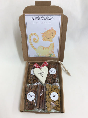 Kitty Treat Box