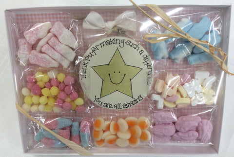 Star sweetie box
