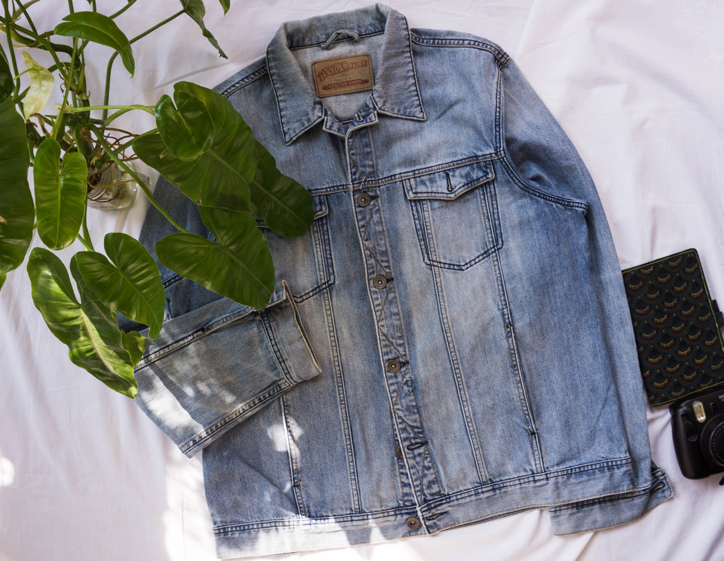 denim jacket, men, sale