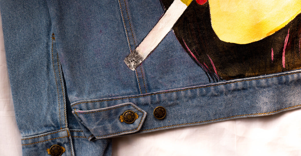 Shop Light Blue Denim Jacket for Men denim jacket, men