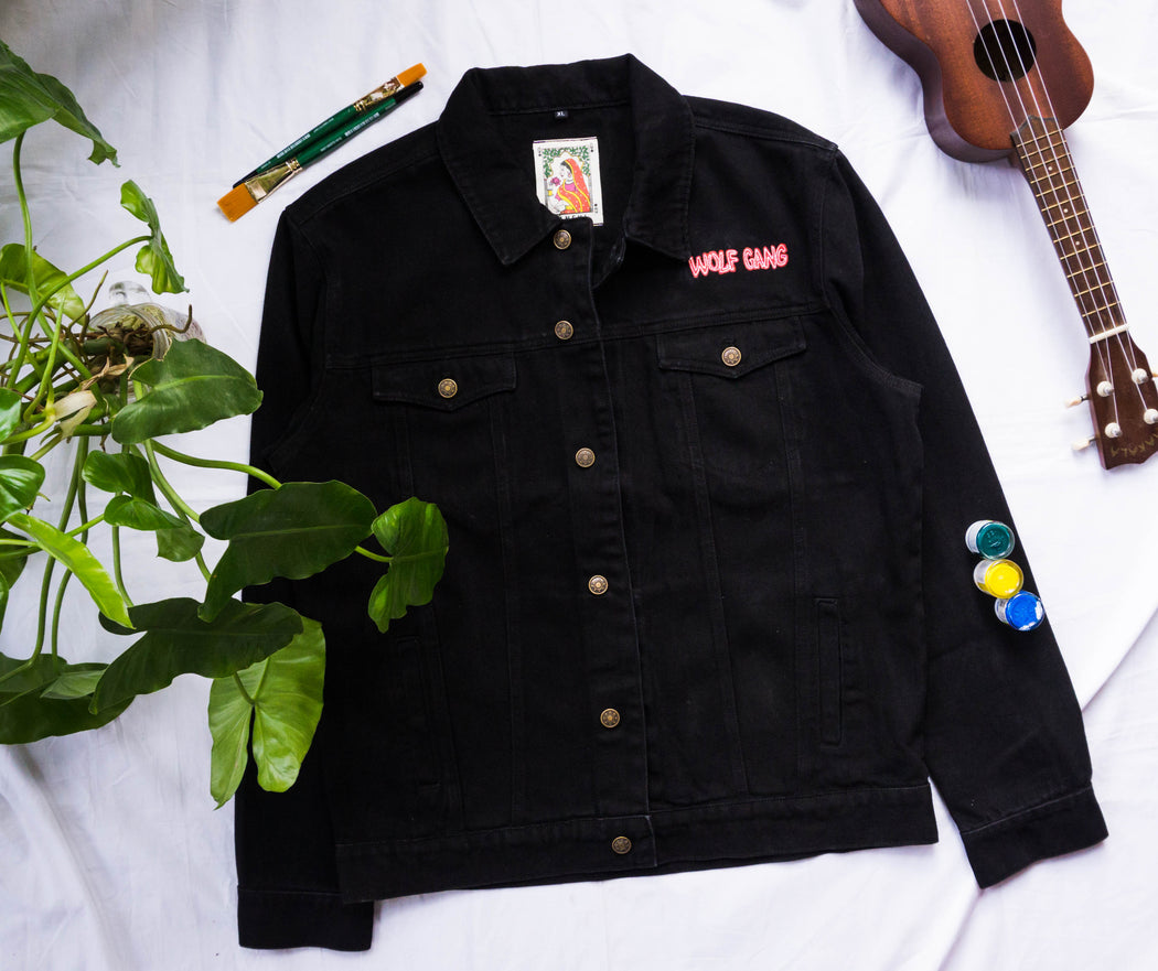 Shop Black Denim Jacket for Men denim jacket, men