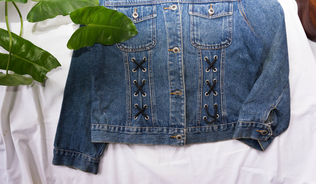 denim jacket, sale, women