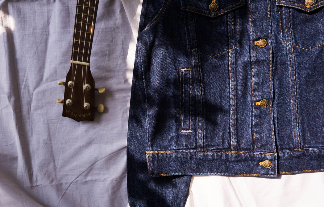 denim jacket, women