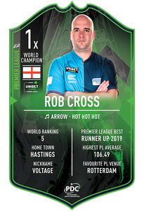 ROB CROSS PL