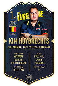 Ultimate Darts Kim Huybrechts