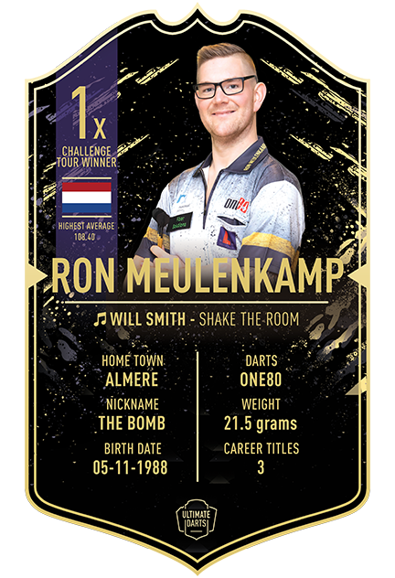 RON MEULENKAMP ULTIMATE DARTS