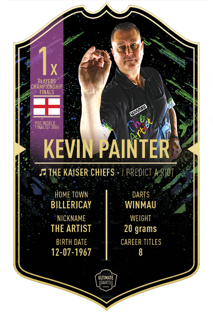 KEVIN PAINTER ULTIMATE DARTS
