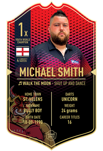 MICHAEL SMITH ULTIMATE DARTS