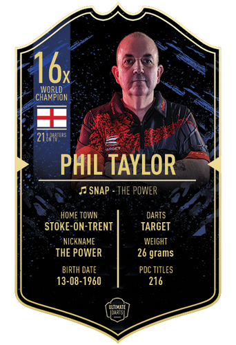 Ultimate Darts Phil Taylor