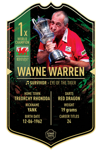 Ultimate Darts Wayne Warren